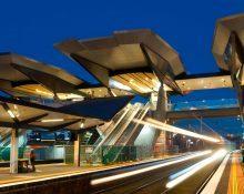 Au.diSlot - North Melbourne Railway Station