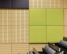 Deakin University - Building HC Lecture Theatre - Au.diSlot, Au.diSlat, Au.diTouch_Au.diImage Rock Maple (8)