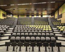 Deakin University - Building HC Lecture Theatre - Au.diSlot, Au.diSlat, Au.diTouch_Au.diImage Rock Maple (1)