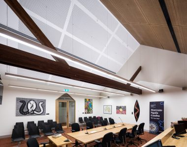 Au.diBoard-Au.diPanel.-Au.diSlat-Broadmeadows-Childrens-Court-Lyons-Architects-17