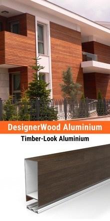DesignerWood Aluminium