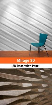 Mirage 3D Panel