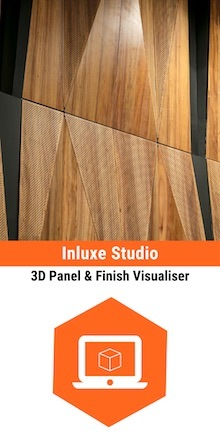 Inluxe Studio – 3D Panel Visualiser